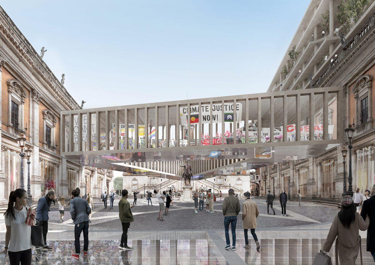 protest gallery change festival visioni romane