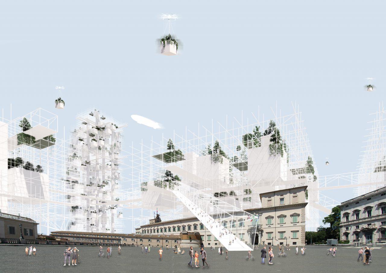 piazza del quirinale change festival visioni romane