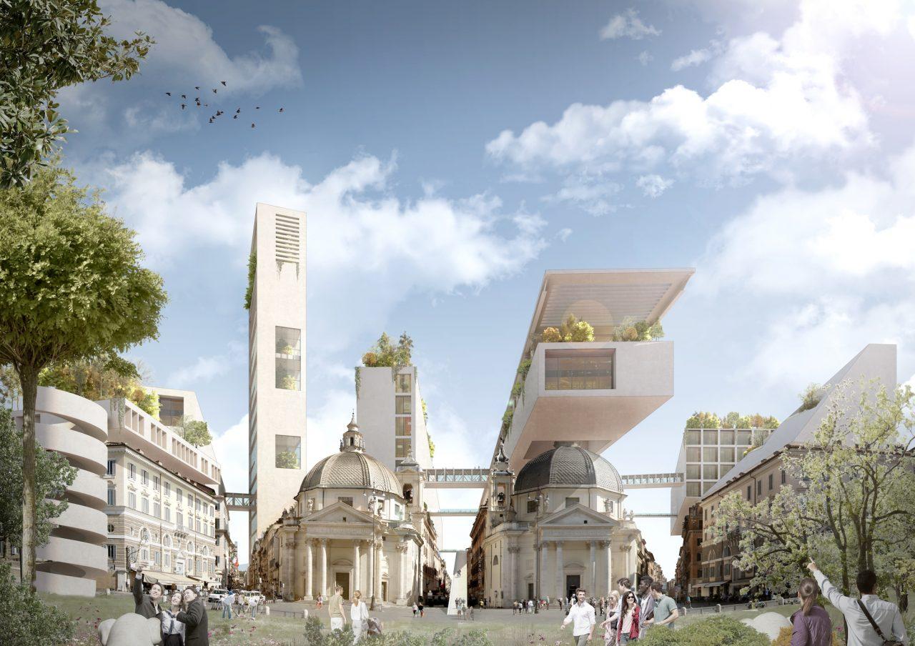 piazza del popolo change festival visioni romane